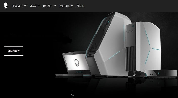 alienware gaming computers