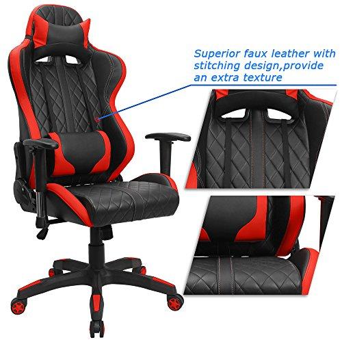 Best Computer Gaming Chair Under 100 200 Dollars 2018