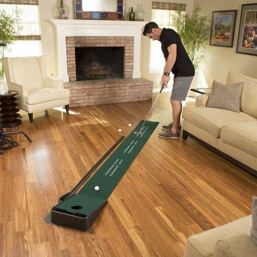 Best Indoor Mat Putting Greens To Practice At Home