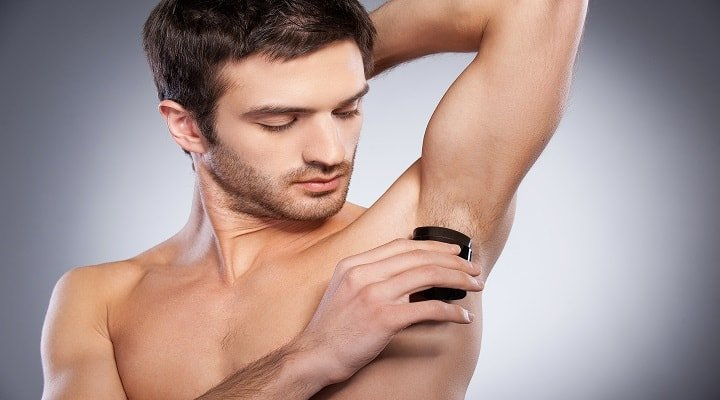 How To Prevent   Remove Deodorant Streaks From Clothes