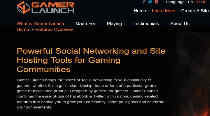 Gamer Launch Affiliate