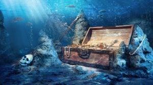 underwater metal detector