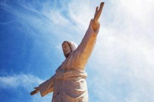Christian Statue