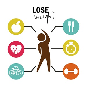 being active weight loss